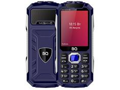 Сотовый телефон BQ 2817 Tank Quattro Power Blue