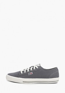 Кеды Helly Hansen FJORD CANVAS SHOE V2