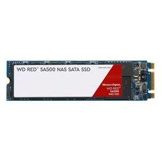 SSD накопитель WD Red SA500 WDS200T1R0B 2ТБ, M.2 2280, SATA III
