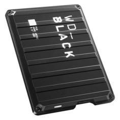Внешний жесткий диск WD P10 Game Drive WDBA3A0040BBK-WESN, 4ТБ, черный