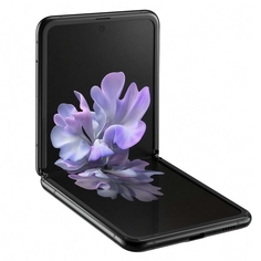 Смартфон Samsung Galaxy Z Flip Black (SM-F700F/DS)