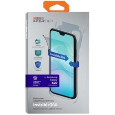 Пленка для Samsung InterStep invisible360 для Samsung S20
