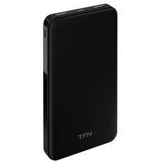 Внешний аккумулятор TFN PB-202 10000mAh SlimDuo Black