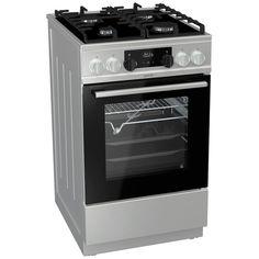 Комбинированная плита 50-55 см Gorenje KC5355XV