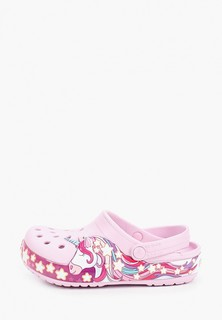 Сабо Crocs Unicorn Band Lghts