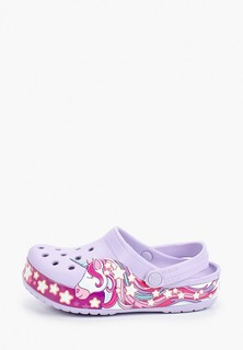 Сабо Crocs Crocs FunLab Unicorn Band Cg K