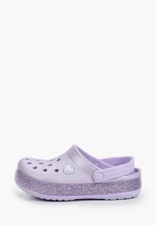 Сабо Crocs Crocband Glitter Clog K