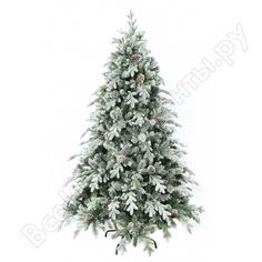 Искусственная ель beatrees crystal queen заснеженная 2.1 м lgb04gp-bh70-md