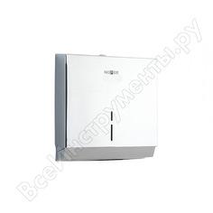 Диспенсер для листовых бумажных полотенец nofer 04005.b