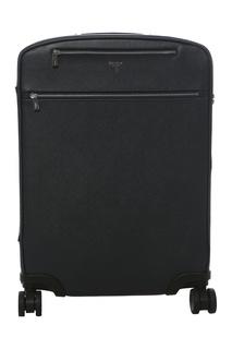 Кожаный чемодан SERAPIAN