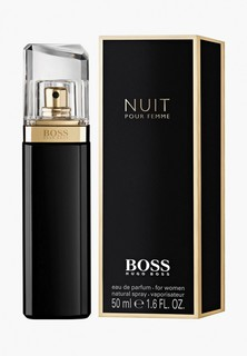 Парфюмерная вода Hugo Boss Boss NUIT, 50 мл