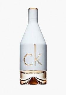 Туалетная вода Calvin Klein CK IN2U Women, 50 мл