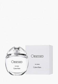 Парфюмерная вода Calvin Klein Obsessed For Women, 50 мл