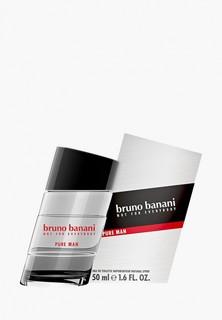 Туалетная вода Bruno Banani Pure, 50 мл