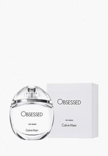Парфюмерная вода Calvin Klein Obsessed For Women, 100 мл