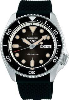Японские мужские часы в коллекции SEIKO 5 Мужские часы Seiko SRPD73K2