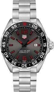 Швейцарские мужские часы в коллекции Formula 1 Мужские часы TAG Heuer WAZ1018.BA0842