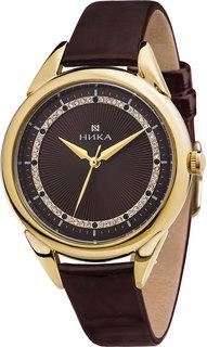Золотые женские часы в коллекции Celebrity Женские часы Ника 1281.0.3.66A Nika