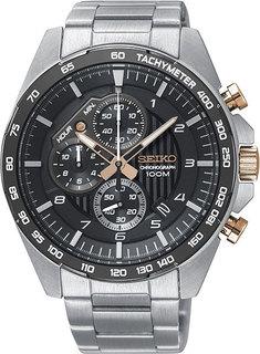 Японские мужские часы в коллекции CS Sports Мужские часы Seiko SSB323P1
