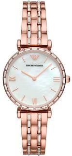 Женские часы в коллекции Gianni T-Bar Женские часы Emporio Armani AR11294