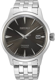 Японские мужские часы в коллекции Presage Мужские часы Seiko SRPE17J1
