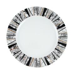 Тарелка обеденная Spal palace 27см