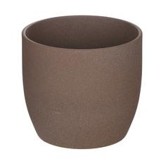 Кашпо Soendgen basel d14 коричневый