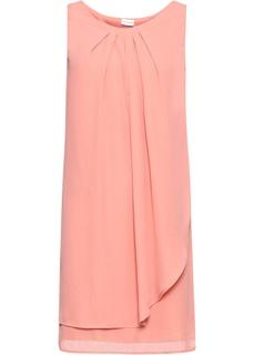 Короткие платья Шифоновое платье Bonprix