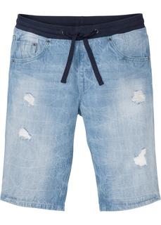 Шорты и бермуды Бермуды джинсовые Regular Fit Bonprix