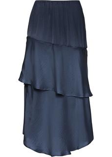 Длинные юбки Юбка с воланами Bonprix
