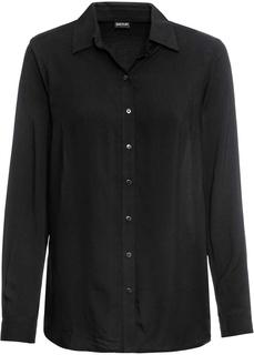 Блузки с длинным рукавом Блузка удлинённая Bonprix