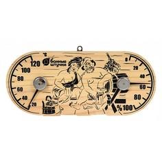 Термометр с гигрометром (29.5x2.5x22.7 см) 18048 Банные штучки