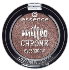 Essence, Тени для век Melted Chrome, 2 гр (8 тонов) №07, Warm Bronze