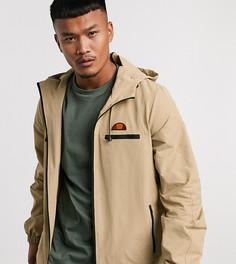 Светло-бежевая легкая куртка ellesse эксклюзивно для ASOS-Светло-бежевый