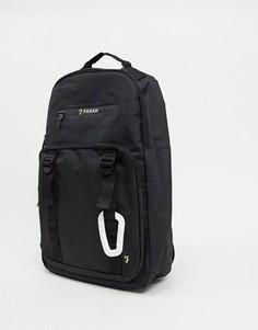 Рюкзак с клипсой Farah-Черный