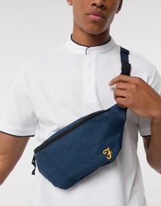 Сумка-кошелек на пояс с логотипом Farah-Черный