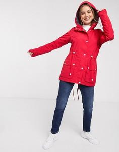 Куртка-дождевик Brave Soul-Красный