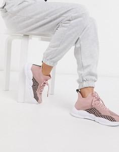 Трикотажные кроссовки для бега Truffle Collection-Розовый