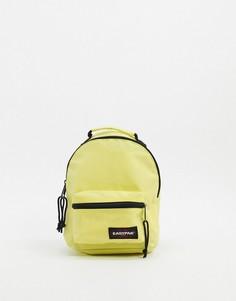 Миниатюрный желтый рюкзак Eastpak