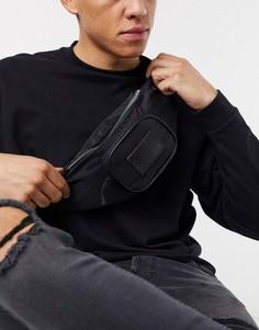 Нейлоновая сумка-кошелек на пояс Religion-Черный