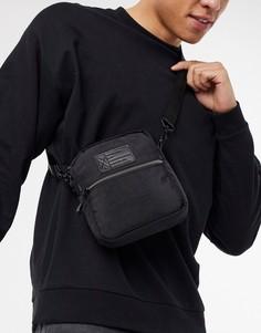 Нейлоновая сумка для авиапутешествий Religion-Черный