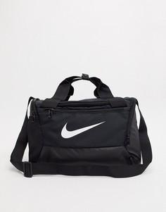 Черная спортивная сумка Nike Training-Черный