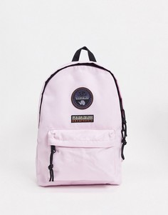 Светло-розовый мини-рюкзак Napapijri
