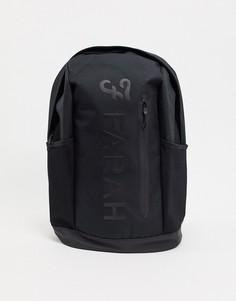 Рюкзак с молниями Farah-Черный