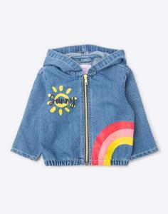 Джинсовая куртка для малышки Gloria Jeans