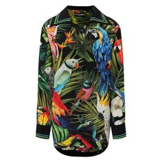 Блузы Dolce & Gabbana Шелковая рубашка Dolce & Gabbana