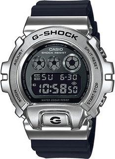Японские наручные мужские часы Casio GM-6900-1ER. Коллекция G-Shock