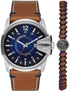 fashion наручные мужские часы Diesel DZ1925. Коллекция Master Chief