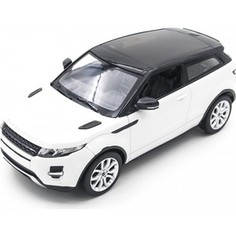 Радиоуправляемая машина Rastar Range Rover Evoque White 1/14 - RAS-47900-W