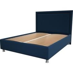 Кровать OrthoSleep Нью-Йорк blue ортопед. основание 80x200
